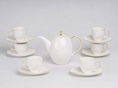 Bộ trà anna chỉ vàng