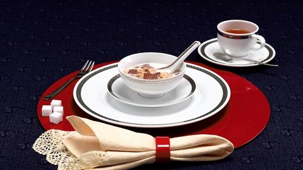 Bộ đồ ăn Minh Long Sago Thiên Tuế 30 sản phẩm