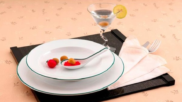 Bộ Đồ Ăn Minh Long Jasmine Chỉ Xanh 35 Sản Phẩm
