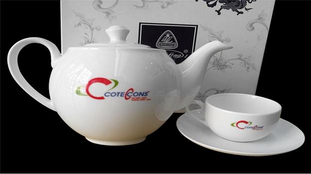 In logo lên gốm sứ Minh Long – Món quà ý nghĩa – Nâng cao thương hiệu