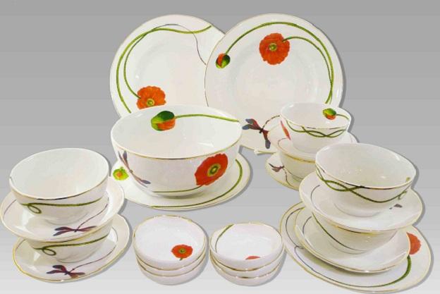 Tổng hợp những bộ bàn ăn hiện đại của Minh Long