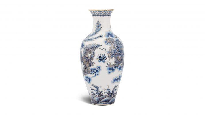 Bình hoa 40 cm – Tứ Linh