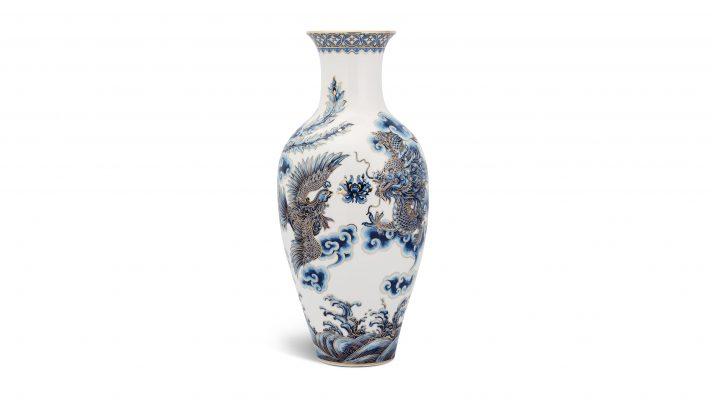 Bình hoa 50 cm – Tứ Linh