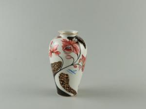 Bình Hoa Minh Long – Lan Cách Điệu 25cm