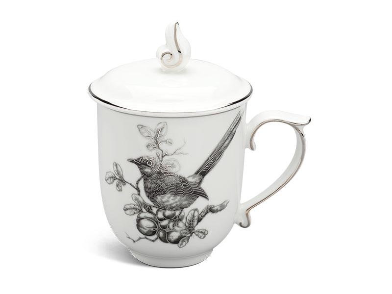 Ca trà 0.30 L – Mẫu Đơn IFP – Chích Chòe