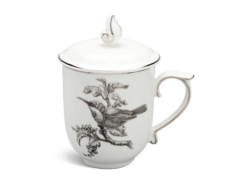 Ca trà 0.30 L – Mẫu Đơn IFP – Chim Hút Mật