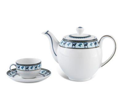 Bình trà Camelia Lộc Lạc Minh Long 0.8L