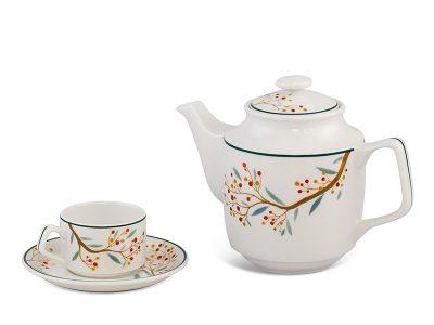 Bộ trà Jasmine Quả Đầu Mùa Minh Long 0.7L