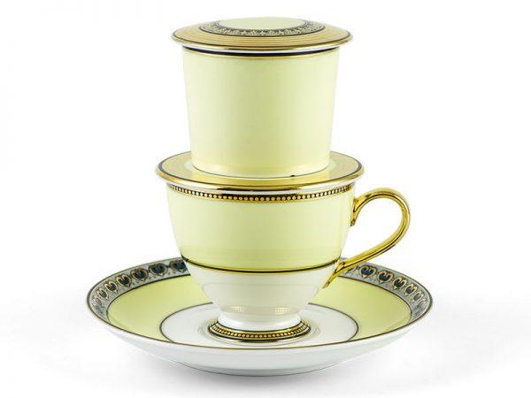 Bộ phin trà 0.20 L - Anna - Hoàng Kim