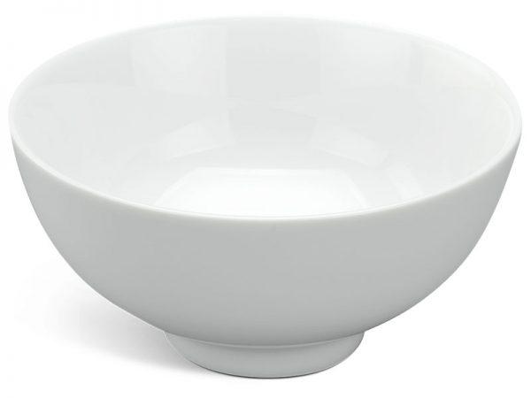Chén cơm 11.5 cm - Jasmine - Trắng