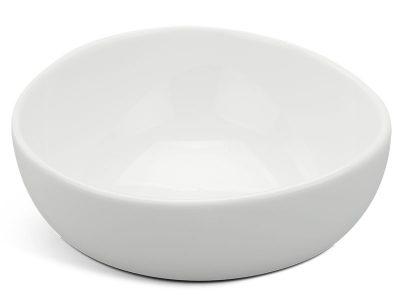 Chén tam giác 10 cm - Gourmet - Trắng Ngà