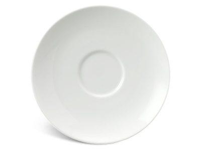 Dĩa lót chén 15 cm - Jasmine IFP - Trắng Ngà