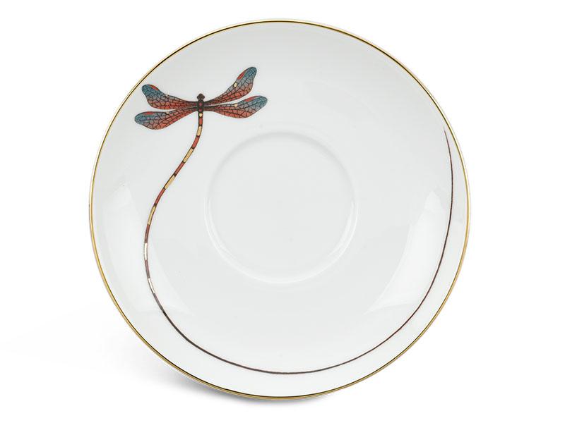 Dĩa lót chén 15.5 cm - Camellia - Kết Duyên