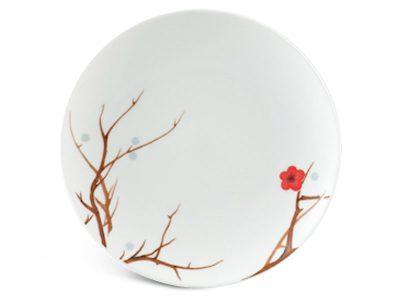 Dĩa lót chén 15.5 cm - Daisy - Hồng Mai