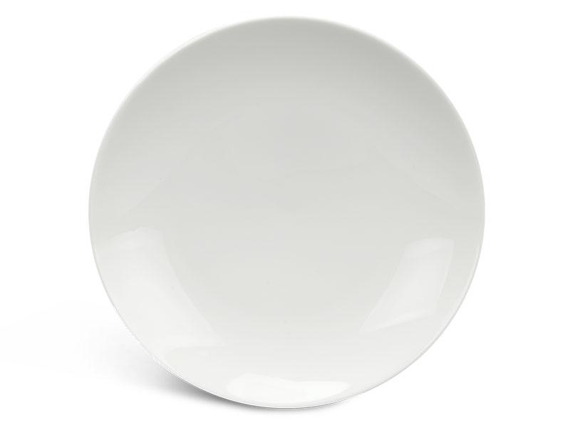 Dĩa lót chén 15.5 cm - Daisy Lys - Trắng Ngà