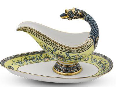 Dĩa lót gàu rót sốt 30 cm - Hoàng Cung - Hoàng Liên