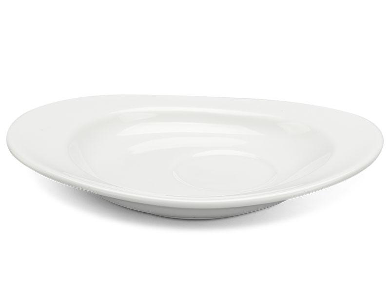 Dĩa lót oval 14 x 10 cm - Daisy Ly's - Trắng Ngà