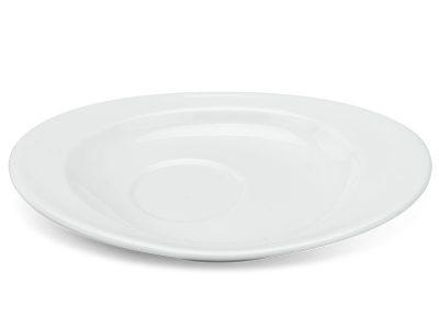 Dĩa lót oval 14 x 10 cm - Daisy - Trắng