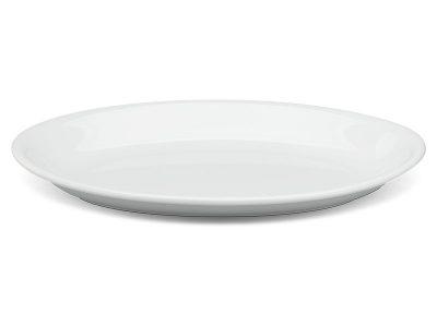 Dĩa oval ảo 28 cm - Daisy - Trắng