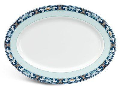 Dĩa oval 28 cm - Jasmine - Phước Lộc Thọ