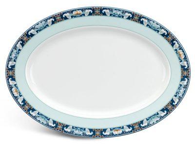 Dĩa oval 32 cm - Jasmine - Phước Lộc Thọ
