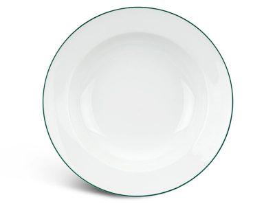 Dĩa súp 17 cm - Jasmine - Chỉ Xanh Lá