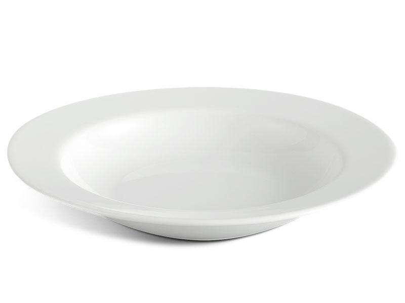 Dĩa súp 17 cm - Jasmine Ly's - Trắng Ngà