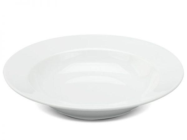 Dĩa súp 17 cm - Jasmine - Trắng
