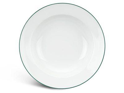 Dĩa súp 20 cm - Jasmine - Chỉ Xanh Lá