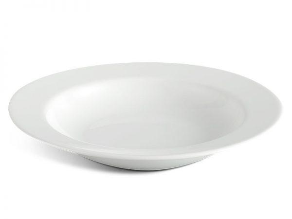 Dĩa súp 20 cm - Jasmine Ly's - Trắng Ngà