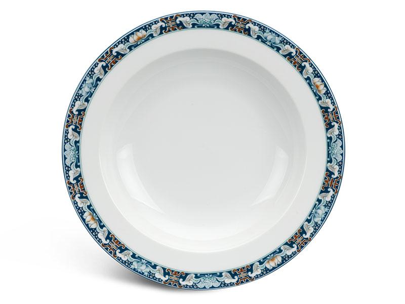 Dĩa súp 20 cm - Jasmine - Phước Lộc Thọ