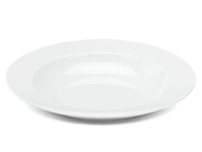 Dĩa súp 20 cm - Jasmine - Trắng