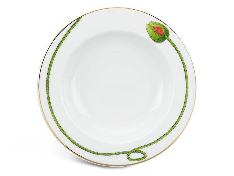 Dĩa súp 23 cm - Camellia - Kết Duyên