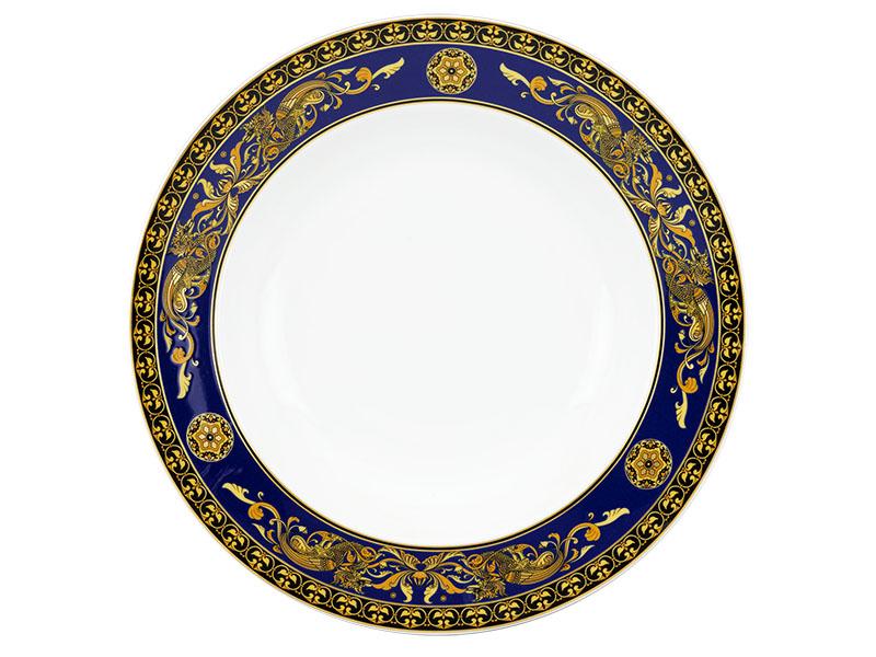 Dĩa súp 23 cm - Hoàng Cung - Cẩm Tú