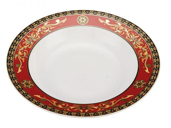 Dĩa súp 23 cm - Hoàng Cung - Quốc Sắc