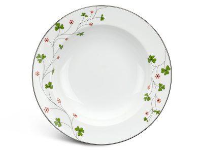 Dĩa súp 23 cm - Jasmine - Hoa May Mắn