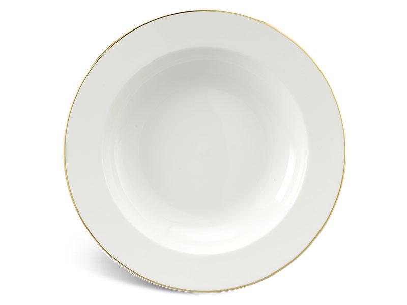 Dĩa súp 23 cm - Jasmine IFP - Chỉ Vàng