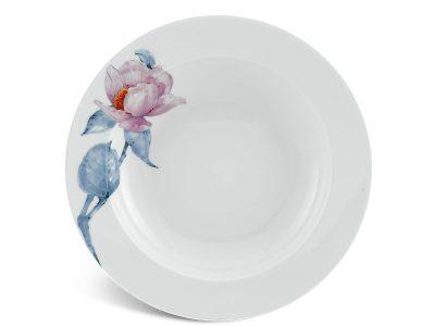 Dĩa súp 23 cm - Jasmine IFP - Trà Mi