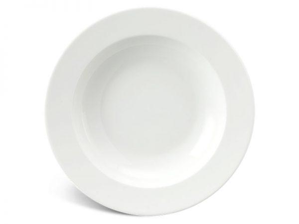 Dĩa súp 23 cm - Jasmine IFP - Trắng Ngà