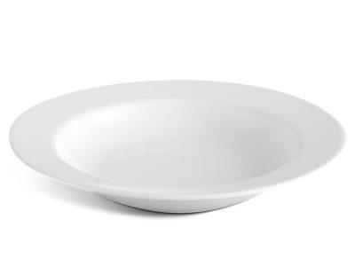 Dĩa súp 23 cm - Jasmine Ly's - Trắng Ngà
