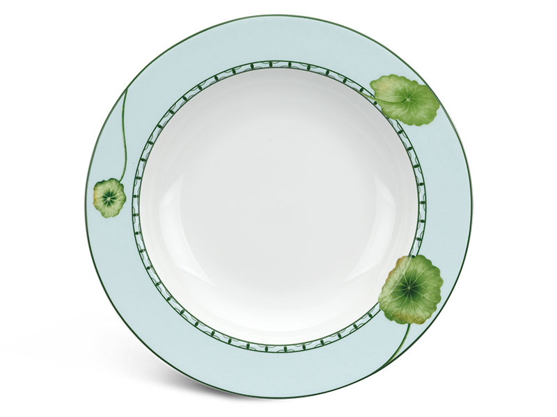 Dĩa súp 23 cm - Jasmine - Tích Tuyết Thảo