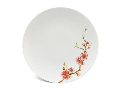 Dĩa tròn ảo 26 cm - Daisy IFP - Hồng Đào