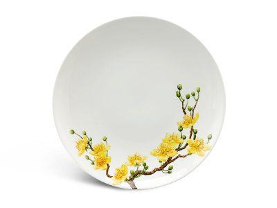 Dĩa tròn ảo 26 cm - Daisy IFP - Hoàng Mai