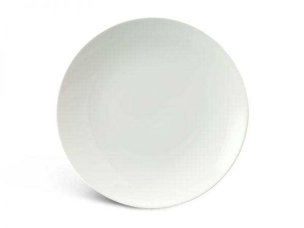 Dĩa tròn ảo 26 cm - Daisy IFP - Trắng Ngà