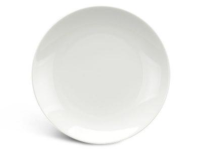 Dĩa tròn ảo 31 cm - Daisy Ly's - Trắng Ngà