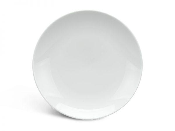 Dĩa tròn ảo 35 cm - Daisy - Trắng