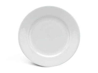 Dĩa tròn 15 cm - Jasmine - Trắng