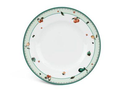 Dĩa tròn 20 cm - Camellia - Quả Ngọt