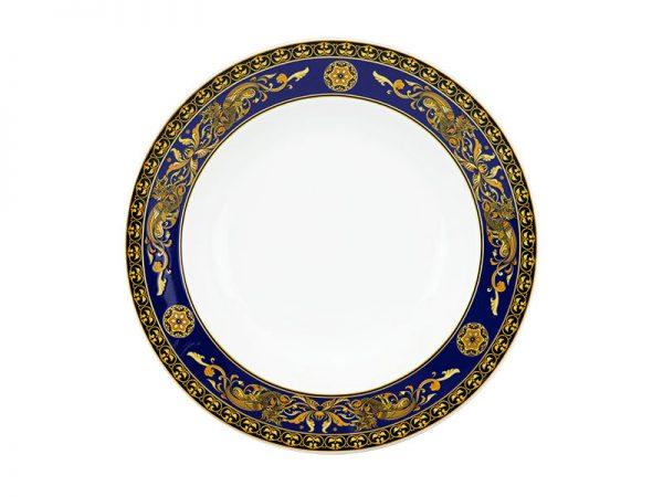 Dĩa tròn 20 cm - Hoàng Cung - Cẩm Tú