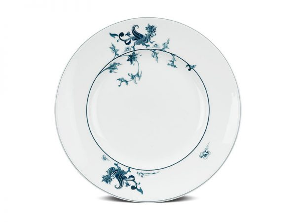 Dĩa tròn 20 cm - Hoàng Cung - Lạc Hồng